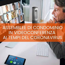 Assemblee condominiali in videonferenza